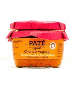 PATÉ LA CONSERVERA DEL PREPIRINEO CHORIZO VEGETAL (115 g)