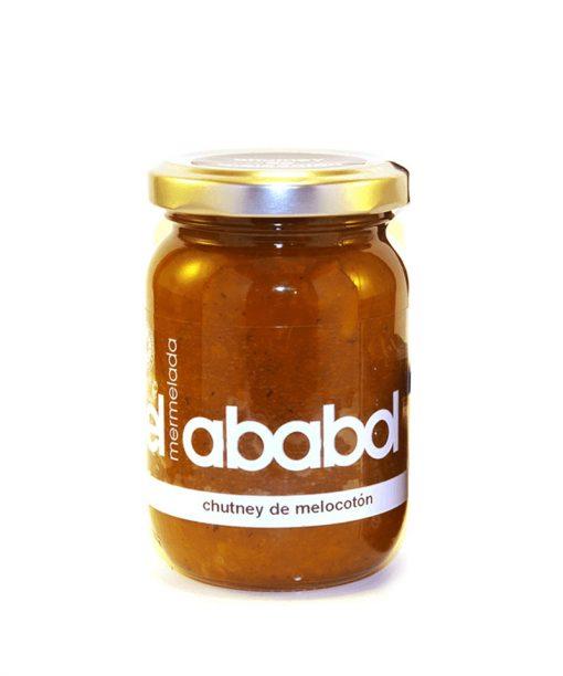 CHUTNEY DE MELOCOTÓN (215 g) El ababol