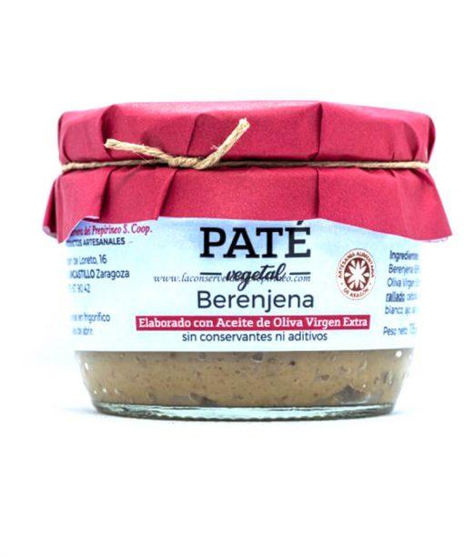 PATÉ BERENJENA (115 g) La conservera del prepirineo