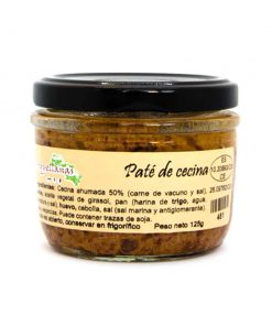 PATÉ DE CECINA (125 g) Croquellanas