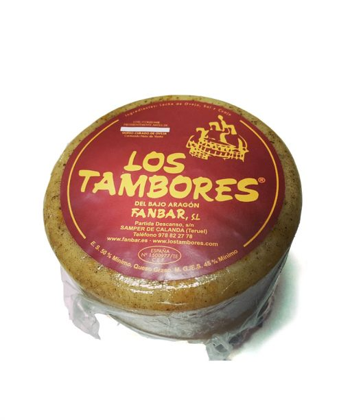 QUESO LOS TAMBORES (aprox 350 g) Fanbar