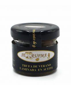 TRUFA DE VERANO LAMINADA EN ACEITE (35 g) Setrufma