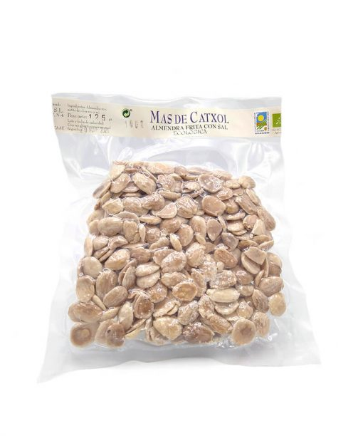ALMENDRA MARCONA FRITA (125 g) Mas de Catxol