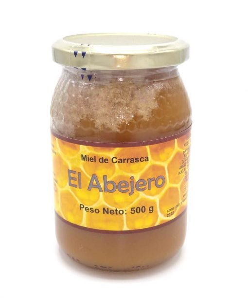 MIEL DE CARRASCA (500 g) El Abejero