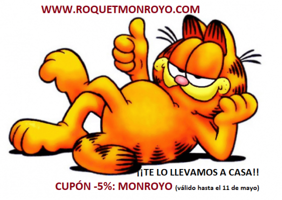 Descuento 5 tienda Roquet Monroyo